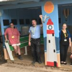 The Enviro House project team at Eastbourne Primary School.