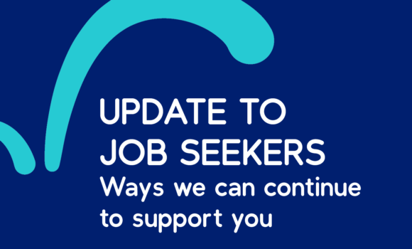 Update - Job Seekers