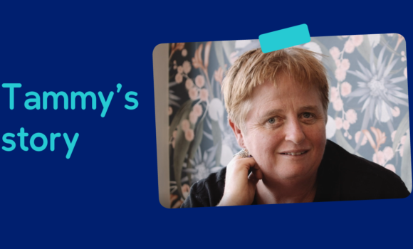 Tammy's story about finding work with an equal opportunity employer